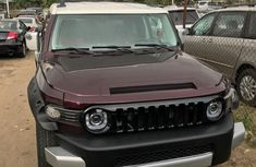 Clean Toyota FJ Cruiser 2007 for sale