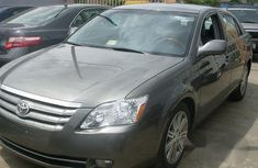 Toyota Avalon 2006 Gray for sale