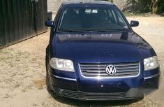 Volkswagen Passat 2004 Blue for sale