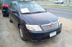 Used Toyota Corolla 2007 Blue for sale