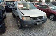 Ford Escape 2005 Silver for sale