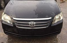 Toyota Avalon 2006 Black for sale
