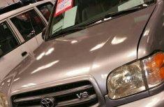 Toyota Sequoia 2004 Gray for sale