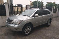 Lexus Rx 330 2006 Silver for sale