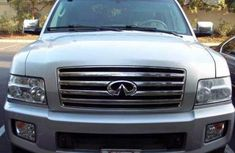 Infinity QX 56 2004 Gray for sale