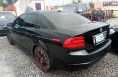 Acura TL 2007 Black for sale