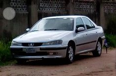 Peugeot 406 2003 Silver for sale