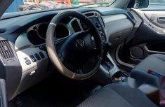 Clean Toyota Highlander 2007 for sale