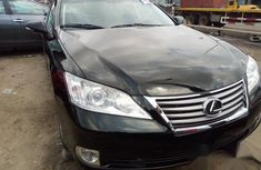 Lexus ES350 2011 Black for sale