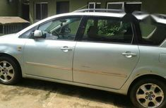 Toyota Avensis 2004 Silver For Sale