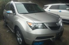 Acura MDX 2013 Silver for sale