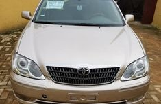 Toyota Camry 2006 Gold for sale