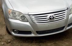 Toyota Avalon 2012 Silver for sale