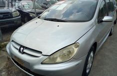 Peugeot 307 2008 Silverf or sale