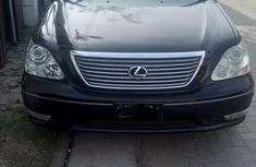 Lexus Ls430 2004 Black for sale