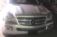Clean Mercedes Benz GL450 2008 Silver for sale
