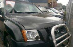 Nissan Xterra 2005 Gray for sale