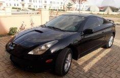 Toyota Celica 2000 Black for sale