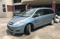 Toyota Sienna 2008 Blue For Sale