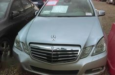 Mercedes-Benz E350 2010 Silver for sale