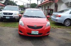 Clean Toyota Yaris 2004 Red for sale