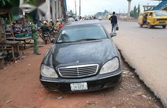 Mercedes Benz S500 2004 Black for sale