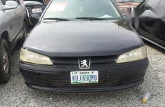 Peugeot 406 2001 Black for sale