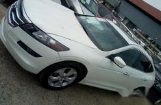 Honda Crosstour 2012 White for sale