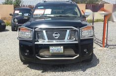 Nissan Armada 2010 Black for sale