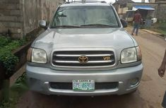 Toyota Sequoia 2003 Gray for sale