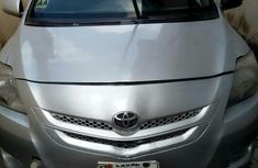 Toyota Yaris 2009 Silver for sale