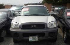 Hyundai Santa Fe 2006 Silver for sale