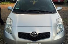 Toyota Yaris Liftback 2007 Silver for sale