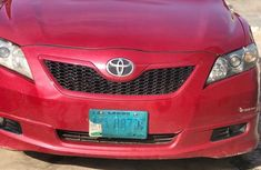 Toyota Camry SE 2008 Red for sale