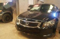 Neat Honda Accord 2009 for sale