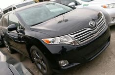 Toyota Venza 2012 Black for sale