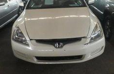 Honda Accord 2005 White for sale
