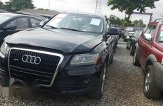 Tokunbo Audi Q5 2010 Black for sale