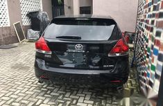 Toyota Venza XLE 2015 Black for sale