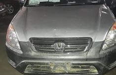 Honda CRV 2002 Silver For Sale