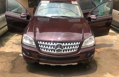 Mercedes Benz ML 350 4matic for sale 2007 model