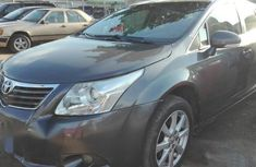 Toyota Avensis 2011 Gray for sale