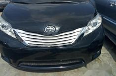 Toyota Sienna 2013 Black for sale
