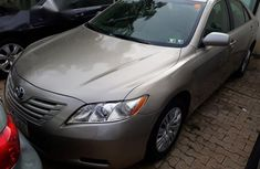 Toyota Camry LE 2007 Gold for sale