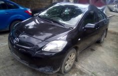 Toyota Yaris 2010 Black for sale