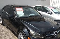 Mercedes-Benz C250 4matic 2014 Black FOR SALE