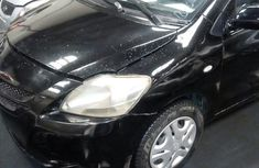 Totota Yaris 2009 Black for sale