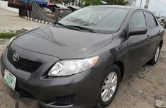 Used Toyota Corolla 2010 Gray for sale