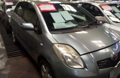 Toyota Yaris 2013 Blue for sale