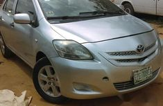 Toyota Yaris 2010 Silver for sale